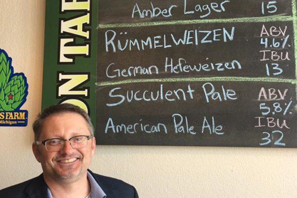 beer named after Rummel